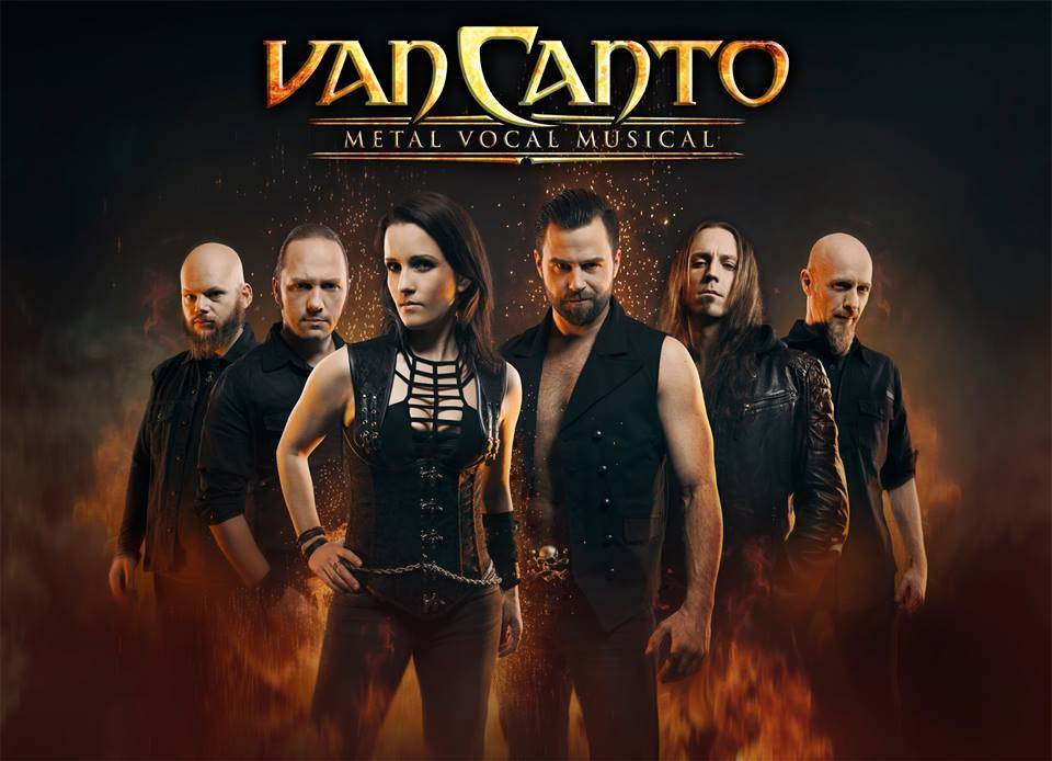 1 Van Canto wallpaper